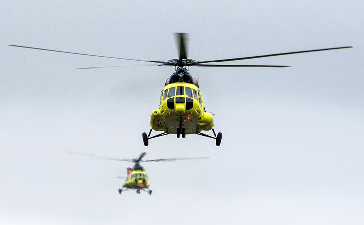 Фото: сайт АО «ЮТэйр – Вертолетные услуги»