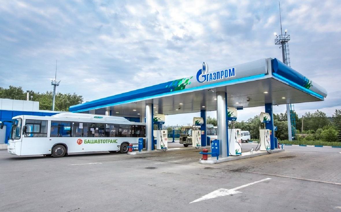 """Фото: Твиттер """"Газпром"""""""