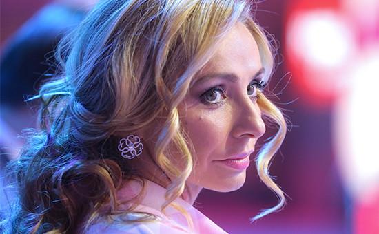 Олимпийская чемпионка по фигурному катанию и супруга Дмитрия ПесковаТатьяна Навка