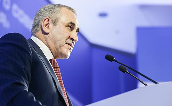 Секретарь Генерального совета «Единой России» Сергей Неверов