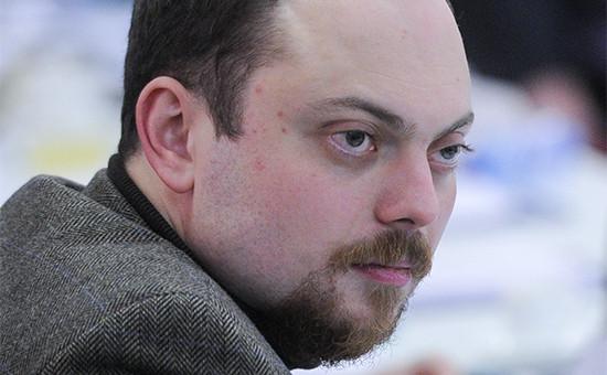 Координатор «Открытой России» Владимир Кара-Мурза