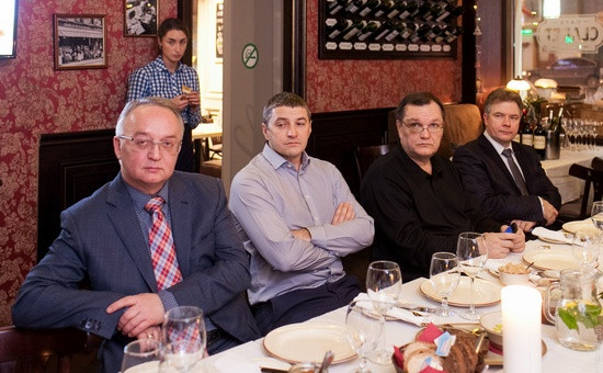 Декабрьская дискуссия клуба Winner