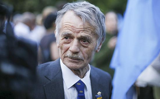 Экс-председатель меджлиса крымско-татарского народа Мустафа Джемилев