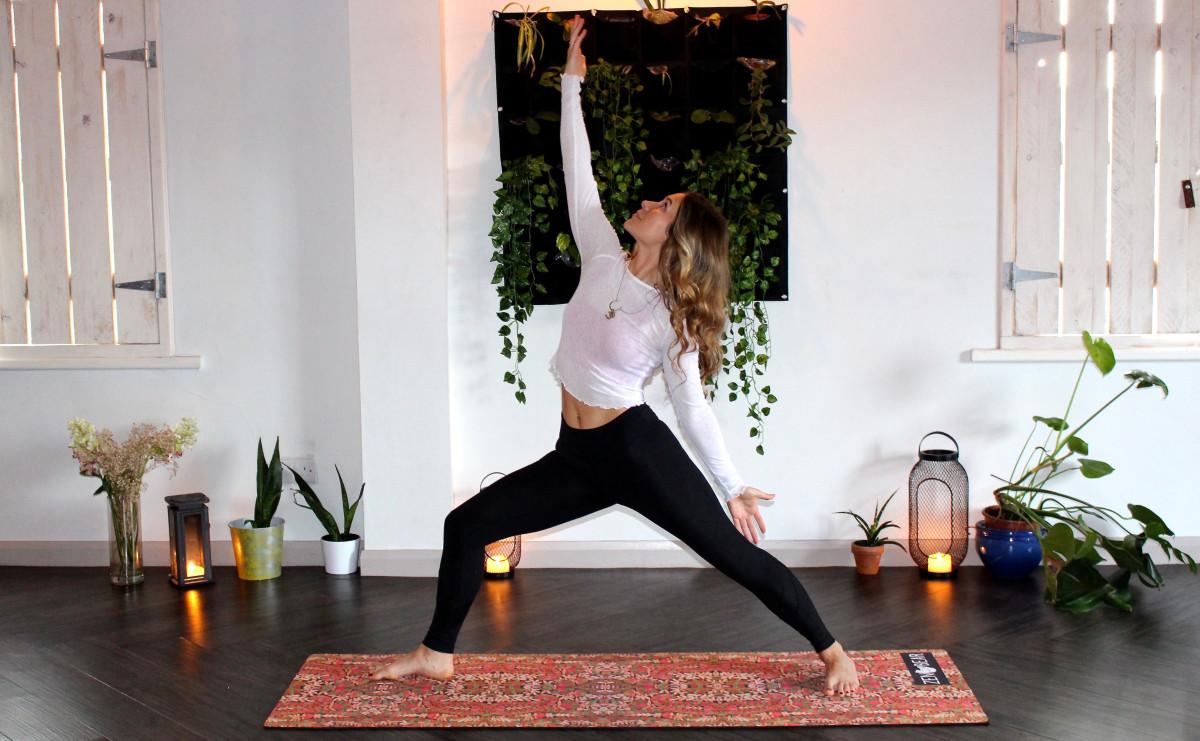 Фото: Zen Bear Yoga/Unsplash