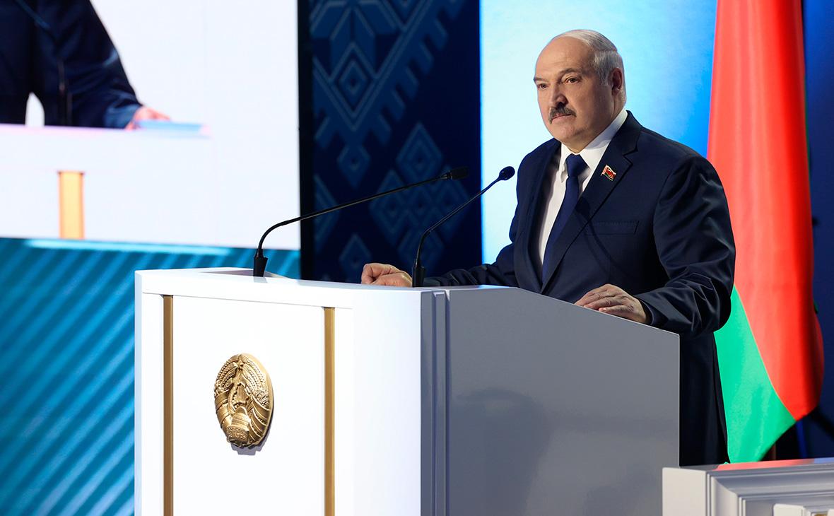 Лукашенко заявил, что «Беларусь не Россия», и пообещал бизнесу поддержку