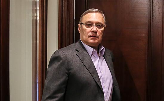 Глава ПАРНАС Михаил Касьянов