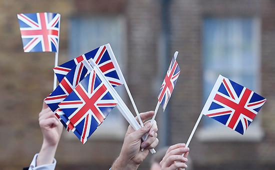 Флаги Великобритании