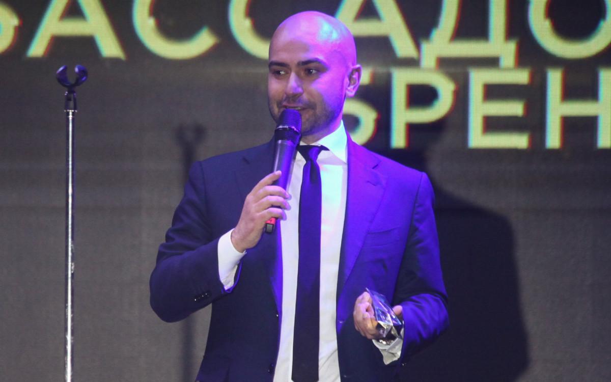 "Фото: Нобель Арустамян (Сергей Ведяшкин/АГН ""Москва"")"
