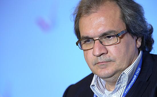 Гендиректор медиахолдинга «Эксперт» Валерий Фадеев