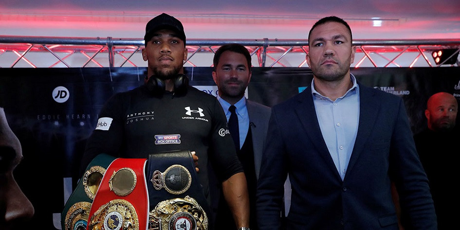 Фото: пресс-служба Matchroom Boxing