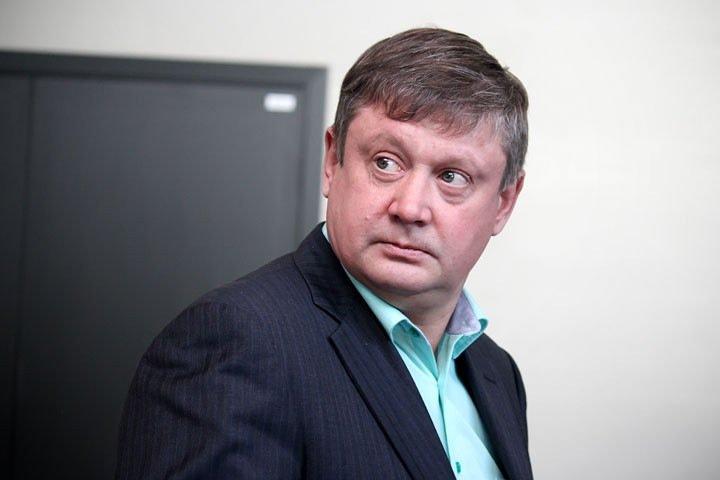 Депутат Заксобрания Олег Мирошников, гендиректор строительной компании «Арго»