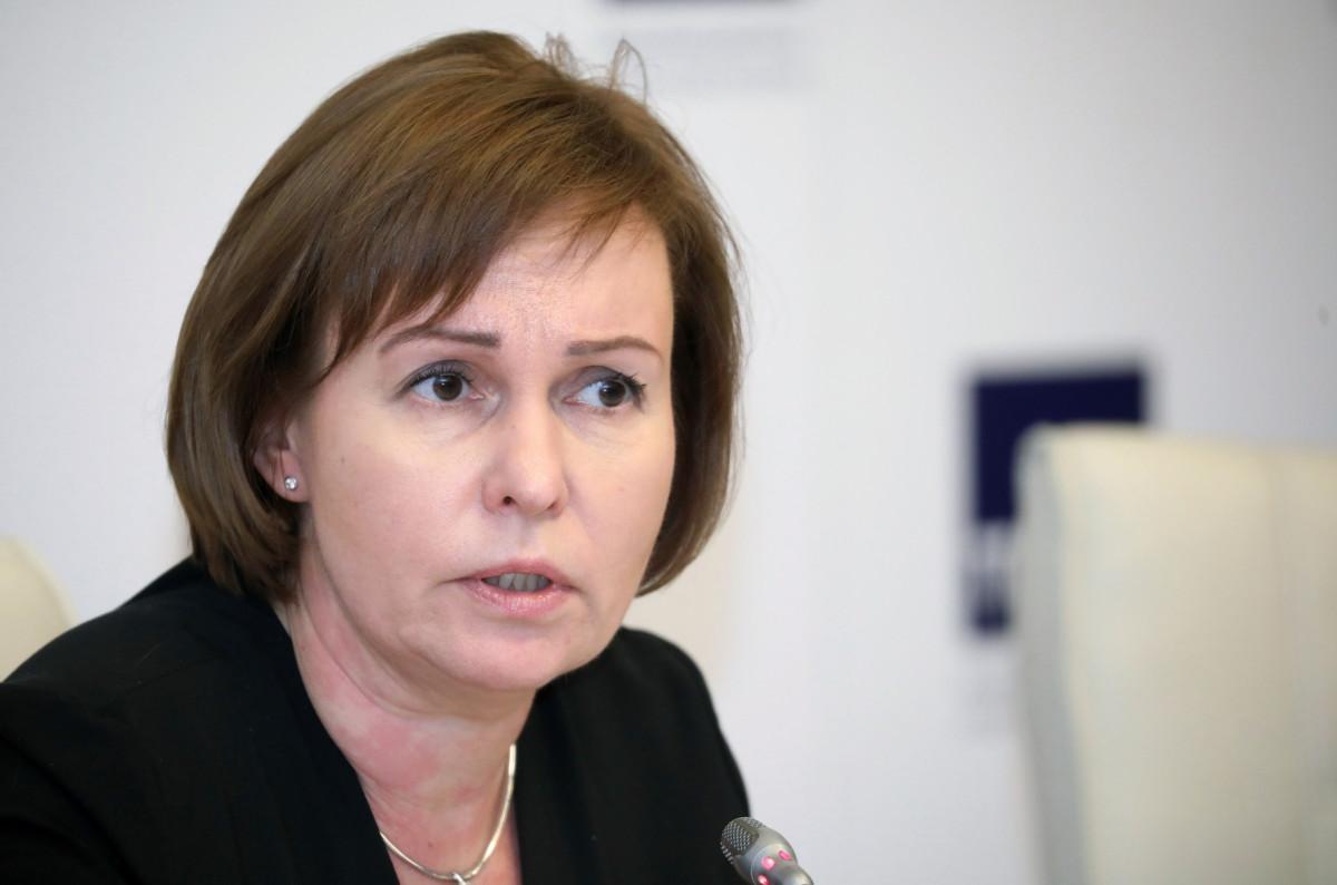 Уполномоченная по правам ребенка в Петербурге Анна Митянина