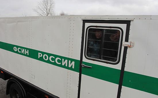 Автозак ФСИН России
