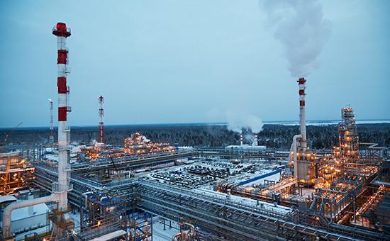 Антипинский нефтеперерабатывающий завод