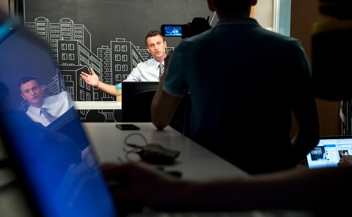 Роскомнадзор начнет проверку из-за утечки данных сторонников Навальног
