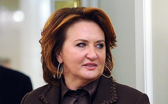 Экс-глава Минсельхоза Елена Скрынник