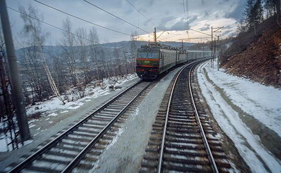 Железнодорожный состав
