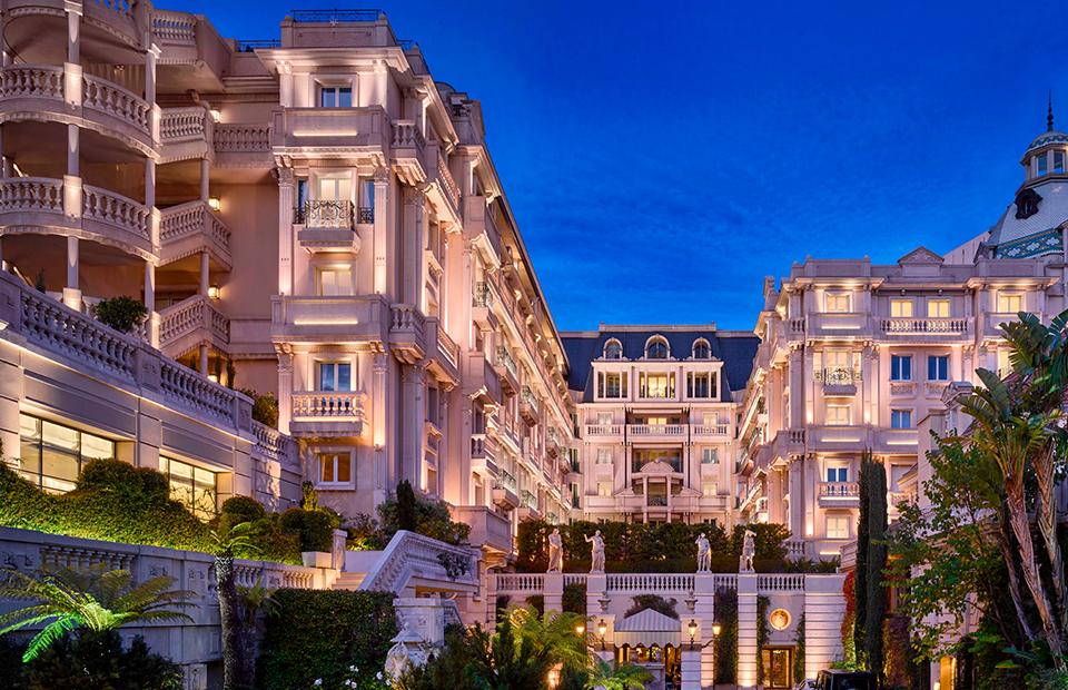 Отель Metropole Monte-Carlo