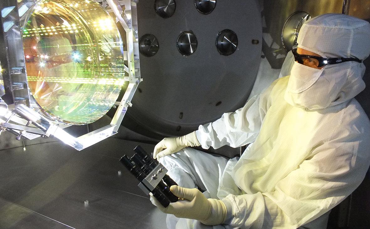 Фото: Caltech / Mit / Ligo Lab / Xinhua / ZUMA / ТАСС
