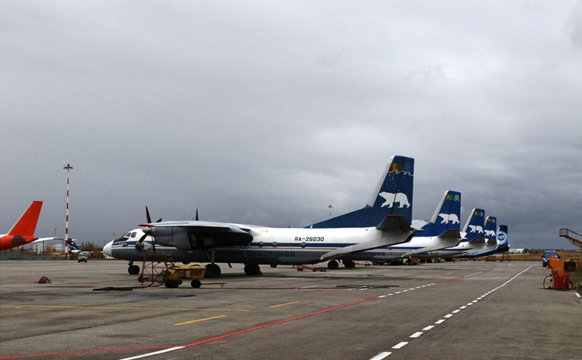 Фото: пресс-служба АО «АК «Полярные авиалинии»