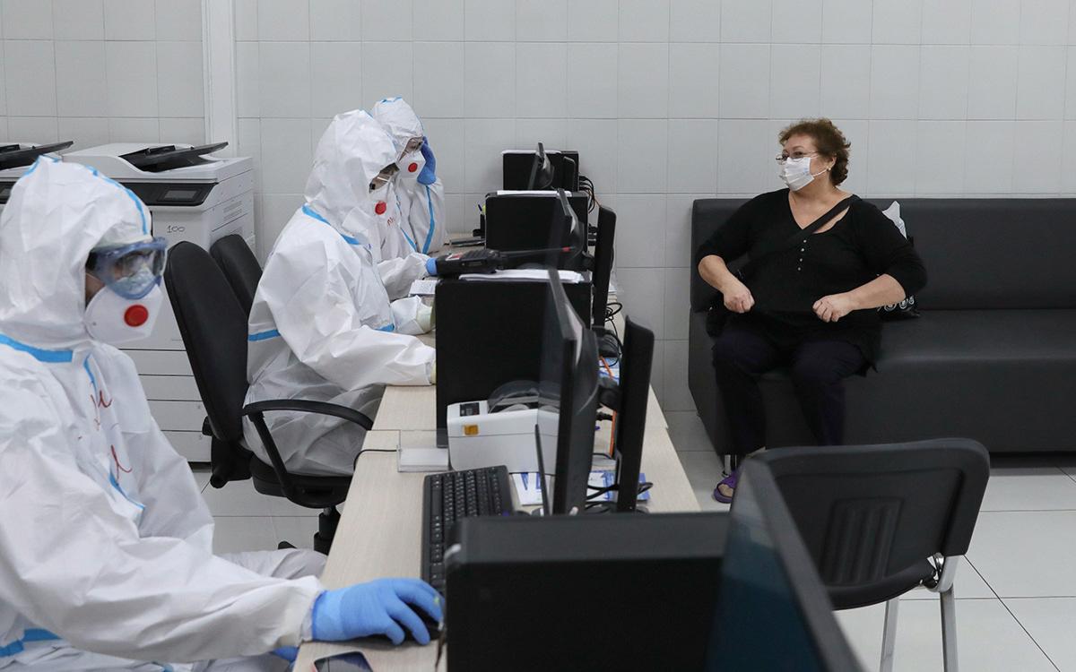 Мишустин счел пережитой самую острую часть пандемии коронавируса в России