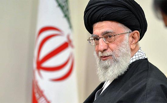 Глава ИранаАли Хаменеи