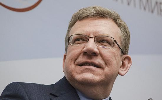 Бывший министр финансов России, глава Комитета гражданских инициатив (КГИ) Алексей Кудрин