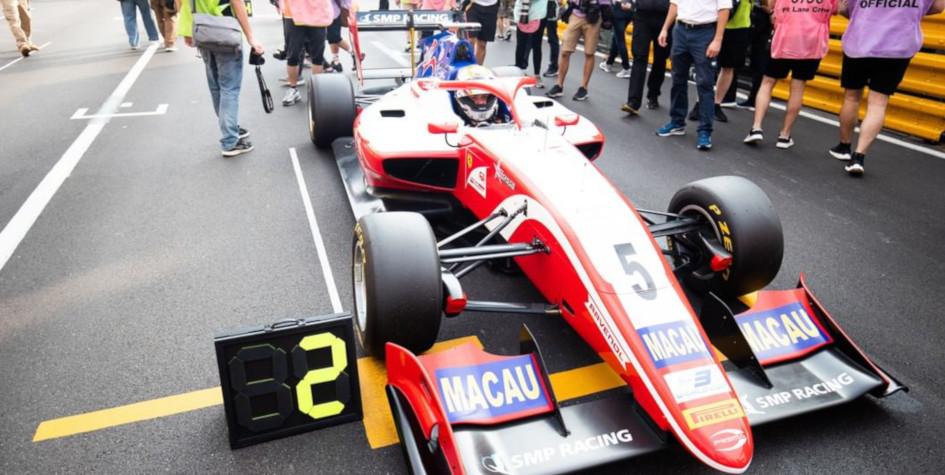Фото: instagram.com/smp_racing