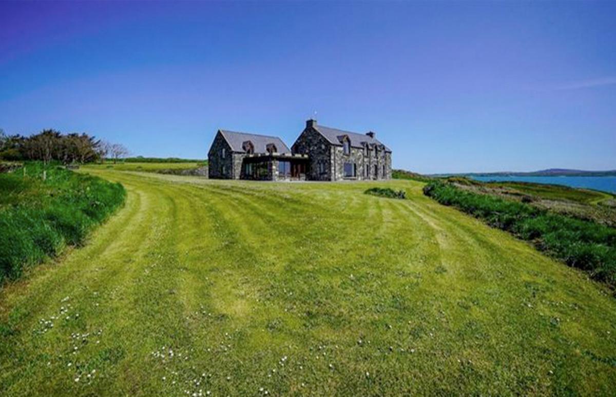 Дома на острове Хорс