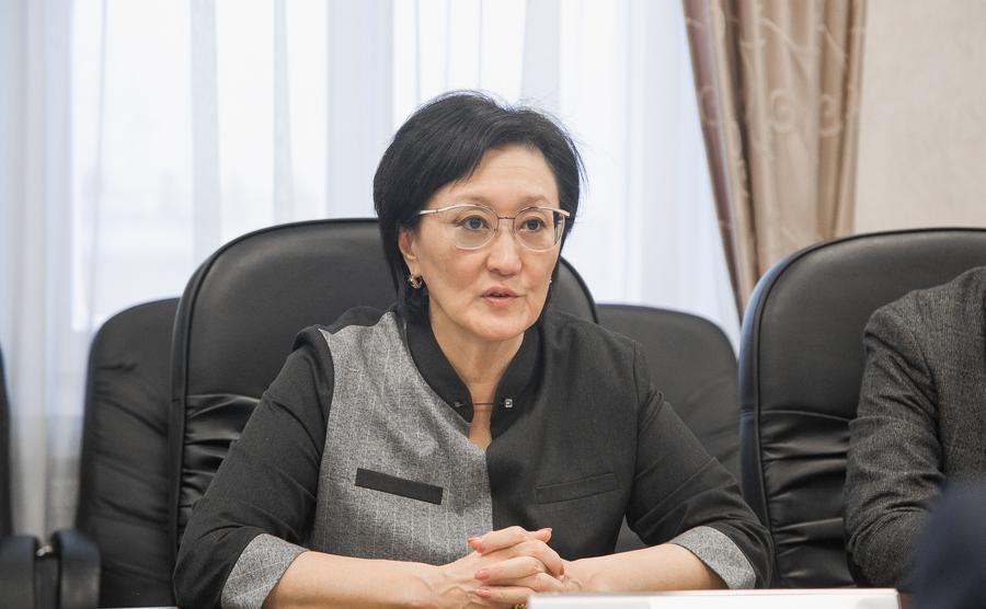 Сардана Авксентьева