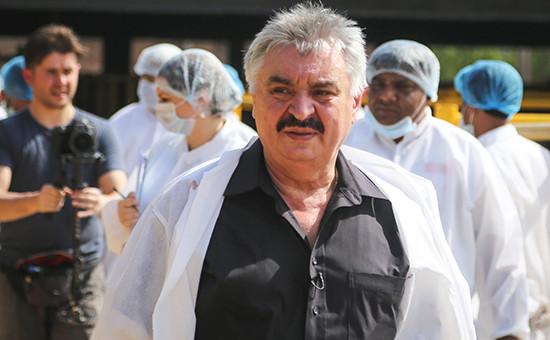 Помощник руководителя Россельхознадзора Алексей Алексеенко