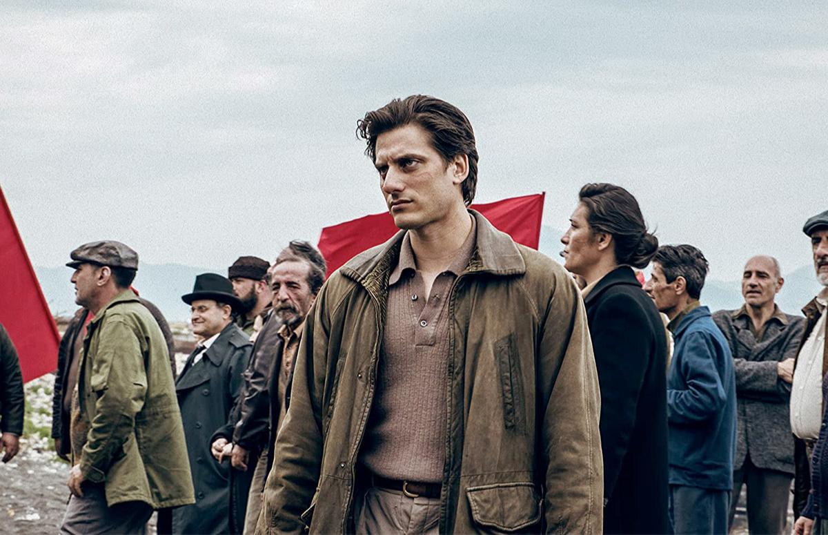 Кадр из фильма «Мартин Иден»