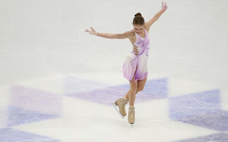 Фото: Александра Трусова (Фото: Getty Images/Fotobank)