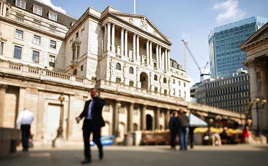 Деятельность Банка Англии заинтересовала британских правоохранителей