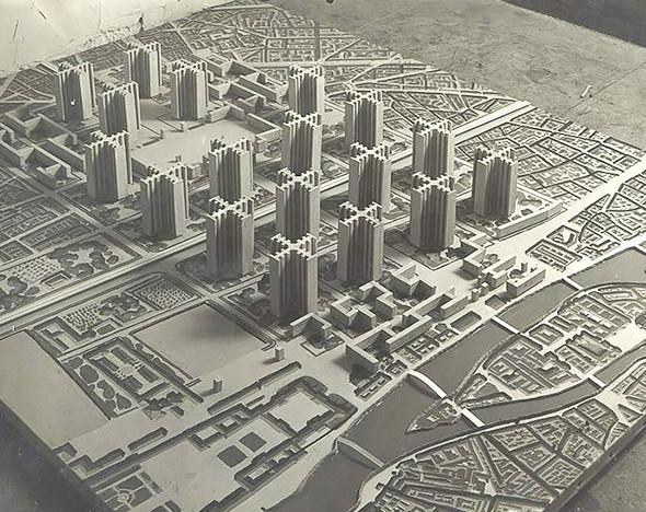 Фото: wikipedia.org; discovery.com; книга Urbanisme, Le Corbusier