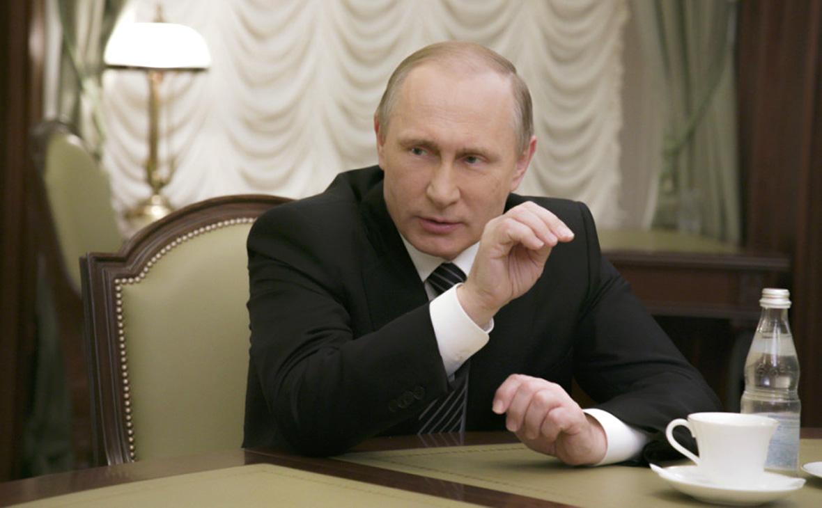 Фото: кадр из к/ф «Интервью с Путиным»