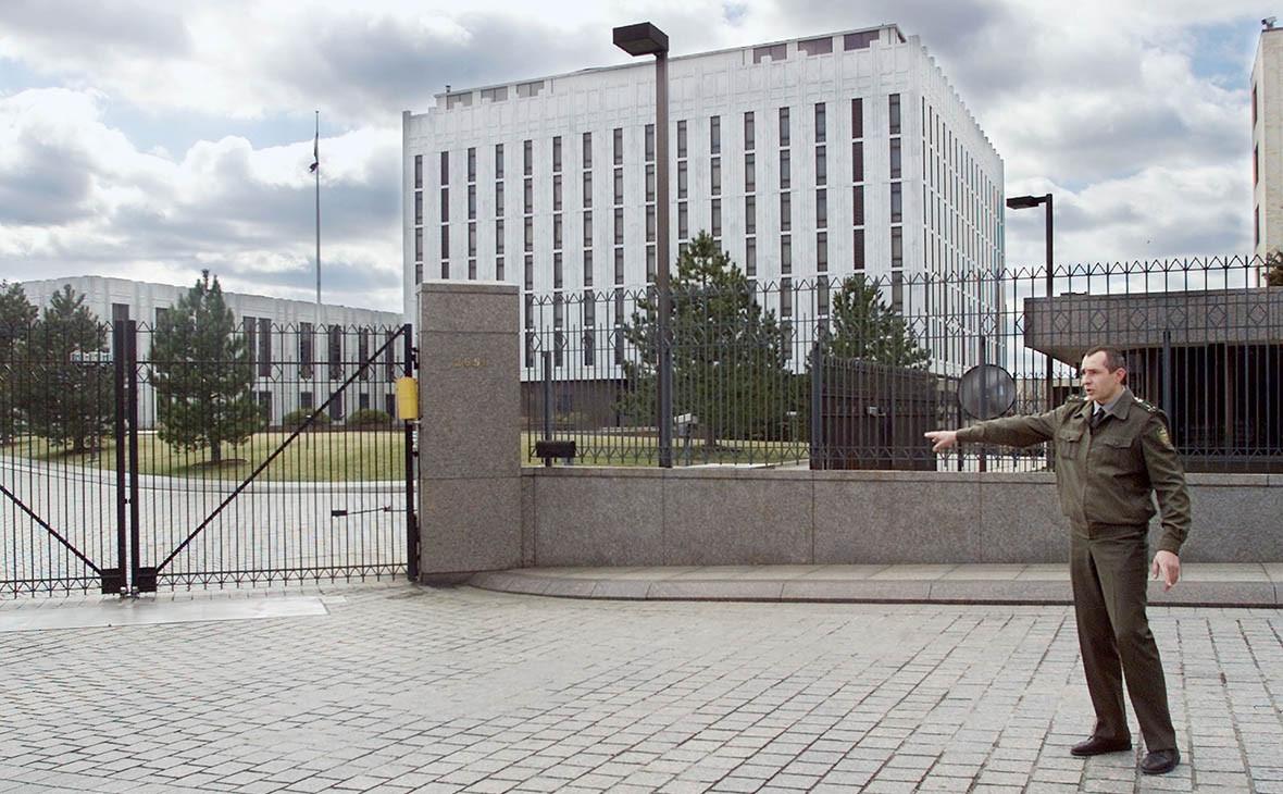 Посольство России в Вашингтоне, США