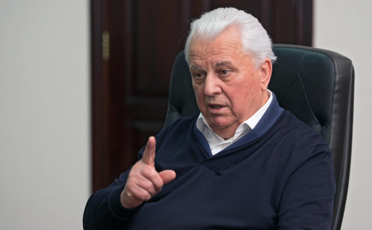 Кравчук заявил об «историческом событии» в переговорах по Донбассу