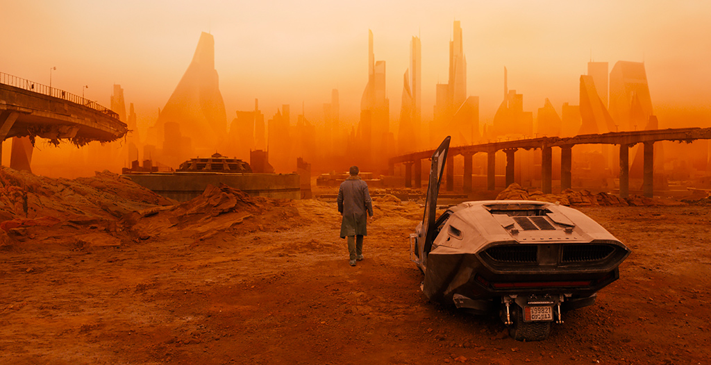 Фото:Кадр из фильма «Бегущий по лезвию 2049». Columbia Pictures / ZUMAPRESS.com / Globbal Look
