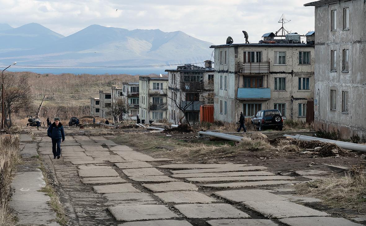 Остров Итуруп, Сахалинская область
