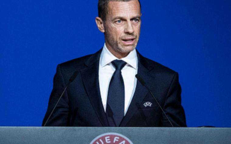 Фото: Президент УЕФА Александер Чеферин (Фото: Getty Images)