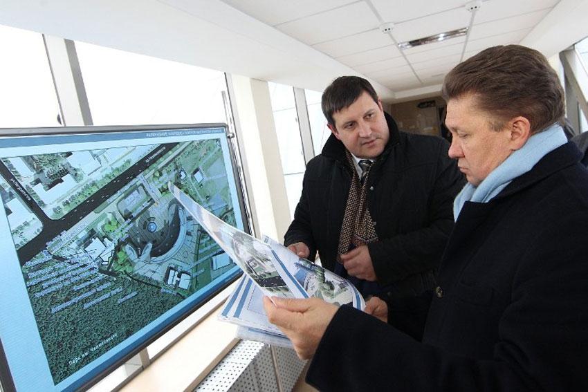 Фото: Фото с сайта Газпром