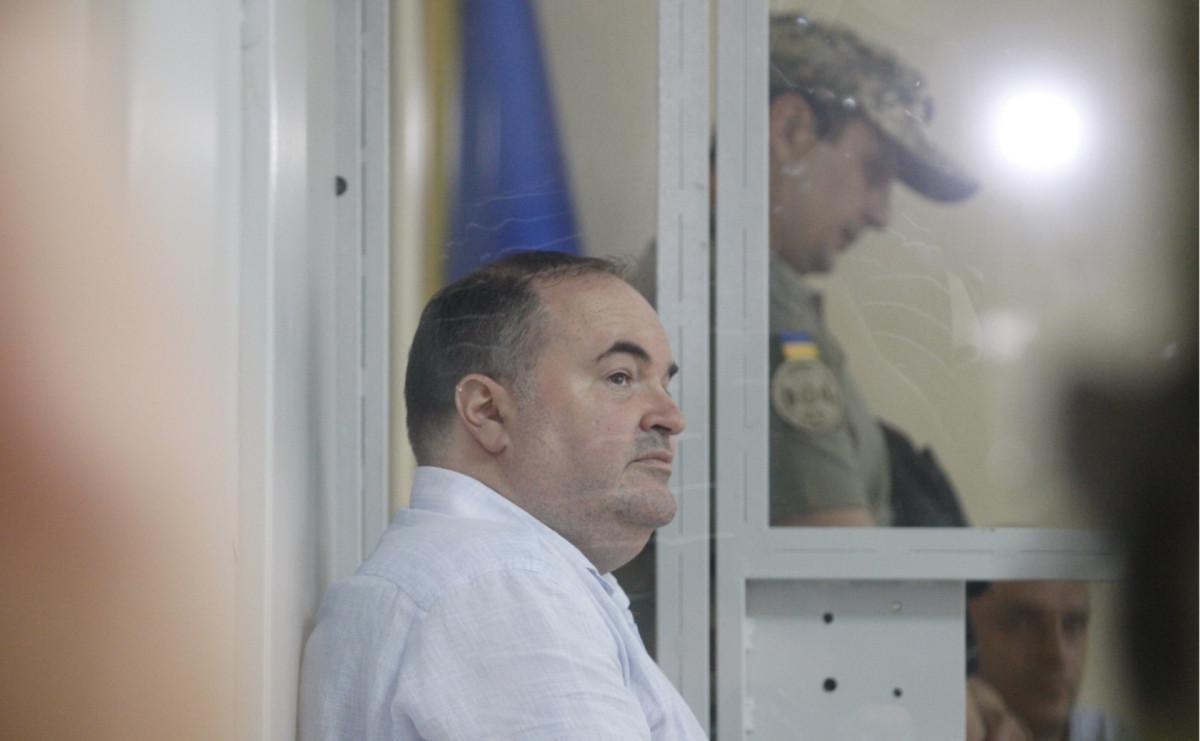 Директор украинско-немецкого предприятия по изготовлению оружия «Шмайсер» Борис Герман
