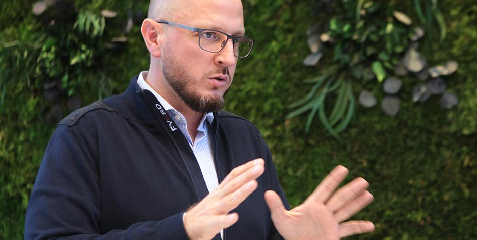 Председатель совета директоров KASKAD Family Валерий Мищенко