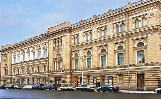 Санкт-Петербургская государственная консерваторияим. Н.А.Римского-Корсакова
