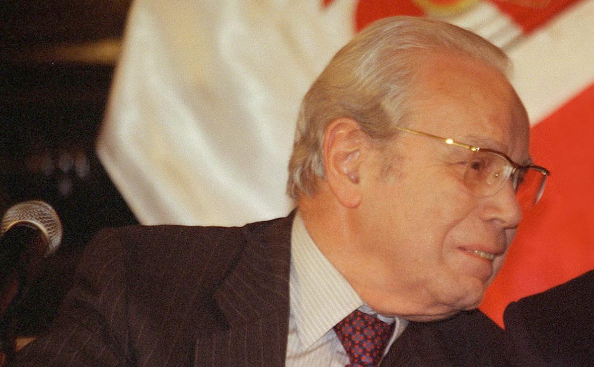 Хавьер Перес де Куэльяр