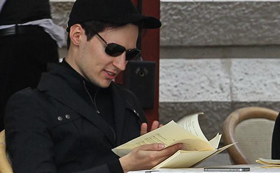 Основатель «ВКонтакте» Павел Дуров