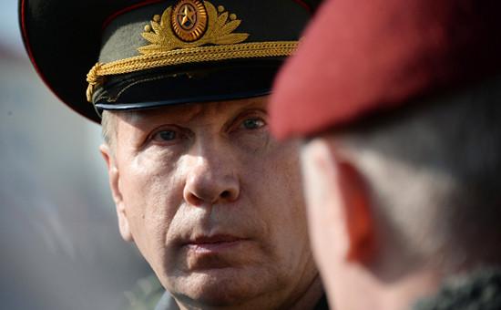 Директор иглавнокомандующий Федеральной службы войск Национальной гвардии Виктор Золотов