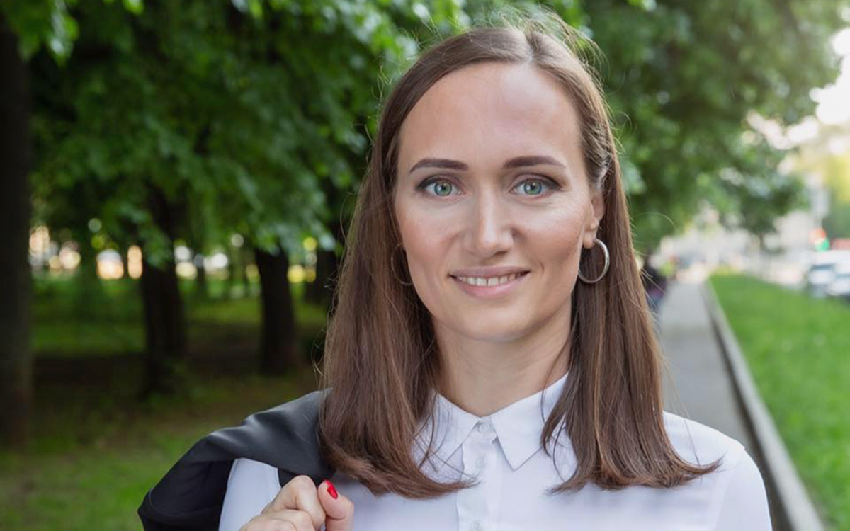Юлия Щербакова