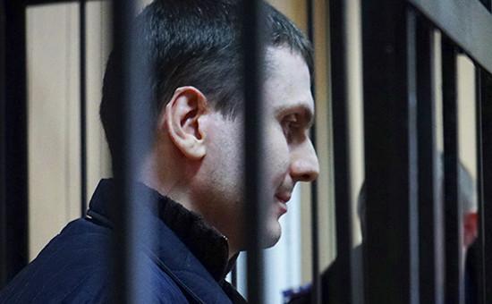 Командир украинского добровольческого батальона имени Джохара Дудаева Адам Осмаев
